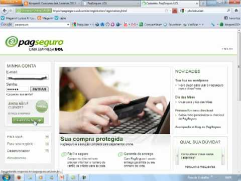 d923100ce Como Comprar Pelo PagSeguro - YouTube
