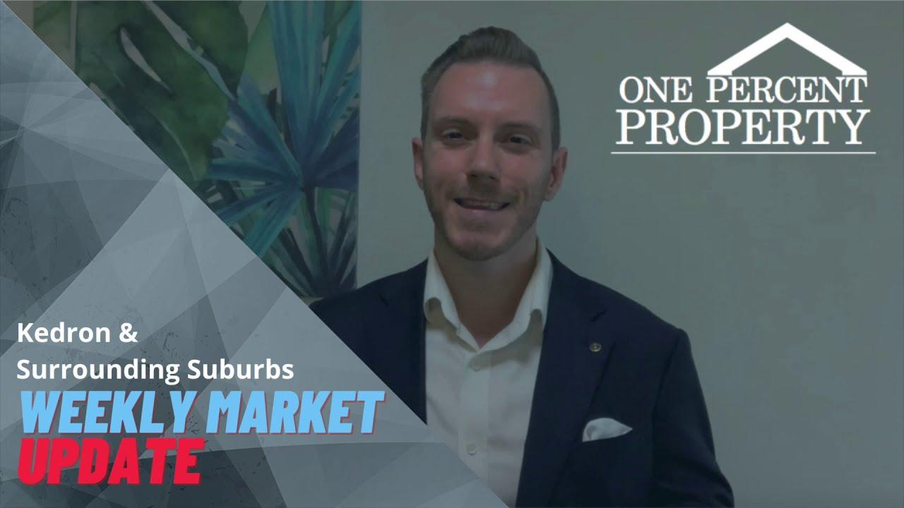 Kedron & Surrounding Suburbs Weekly Market Update - 03.12.20