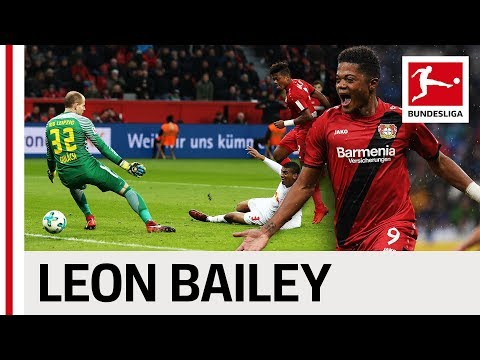 Leon Bailey - All Goals and Assists in 2017/18 So Far