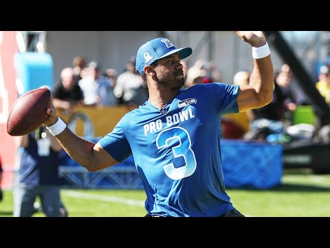 Precision Passing: 2018 Pro Bowl Skills Showdown | NFL Highlights