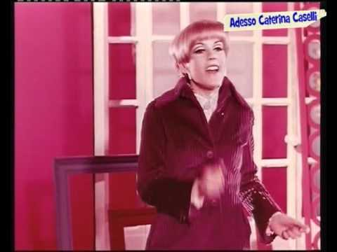 CATERINA CASELLI - INCUBO N.4 (TV SVIZZERA '67).avi