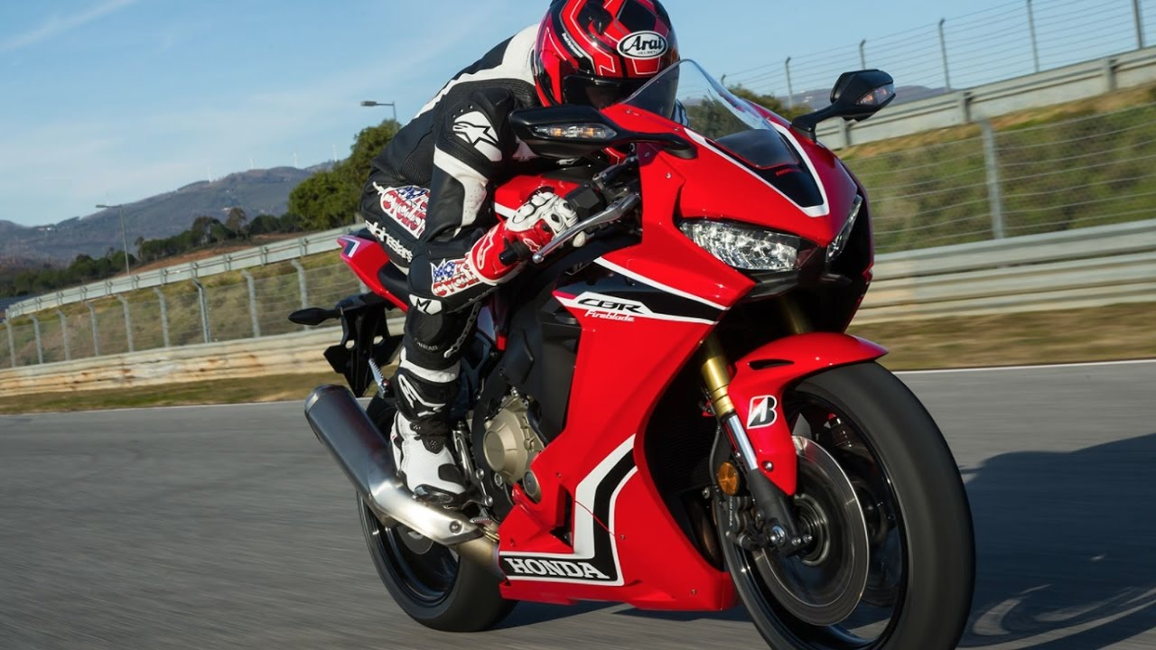 2017 Honda Cbr1000rr Sp First Ride Review At Portimao Youtube
