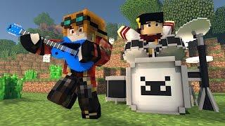 Minecraft : BANDA DO EDUKOF - Batalha de Desenhos  ‹ MayconLorenz ›