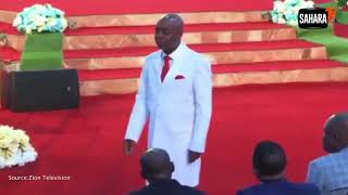 'Get Out Of Office!' — Oyedepo Tells 'Non-Performing' Buhari To resign