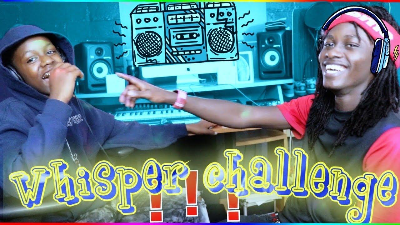 Whisper Challenge: (Bobby VS. CJ)‼️🔊