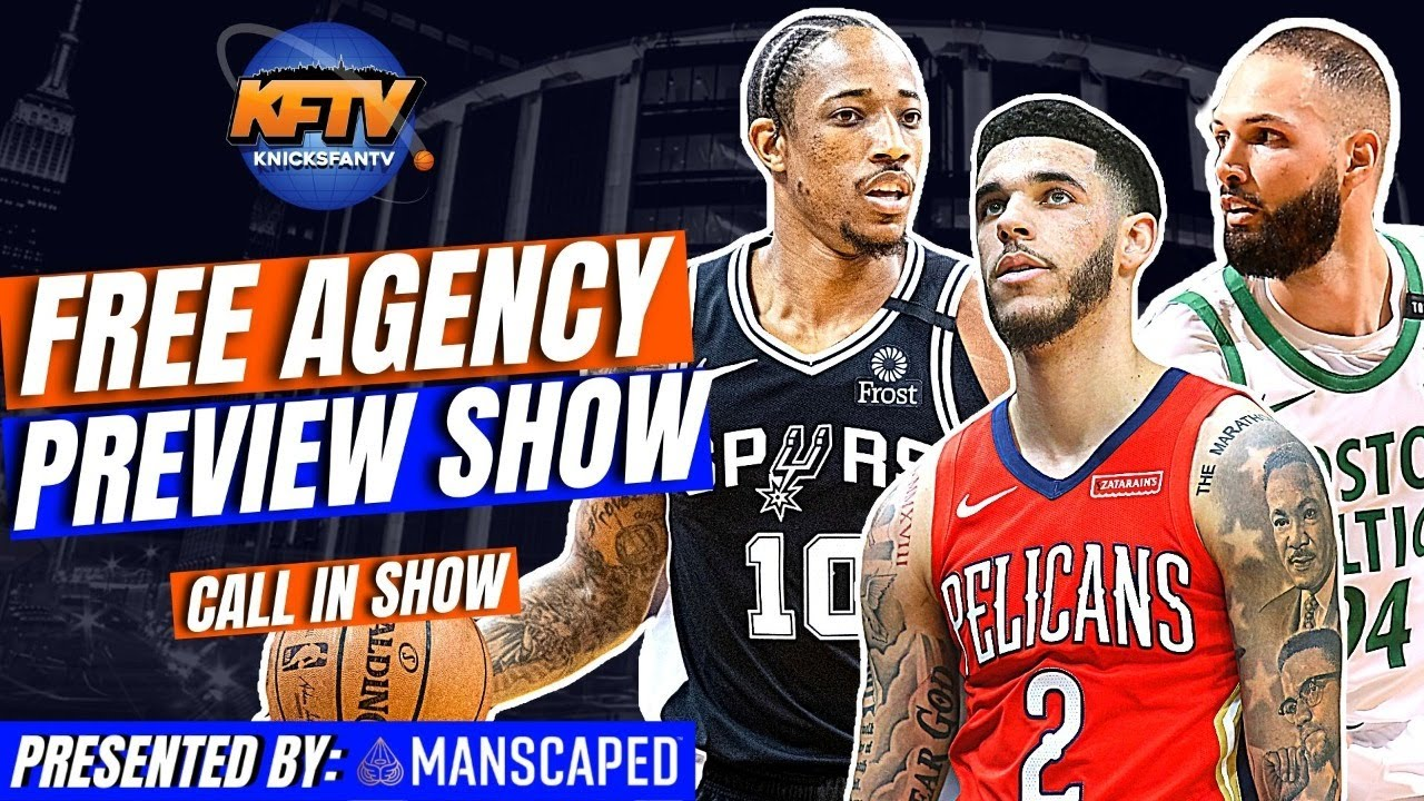 Download New York Knicks Free Agency Guide: News, Salary Cap, Top Targets   Caller Reactions