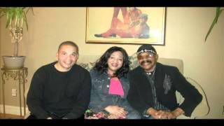"Salima speaks to Wilbert Hart of the original Delfonics, pt. 5, song entitled ""I wish"""