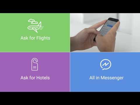 Eva - Your virtual travel Agent