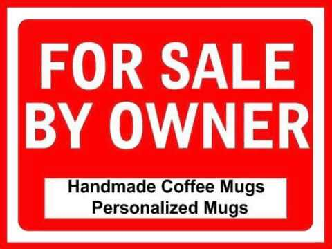 Handmade Coffee Mugs-Personalized Mugs
