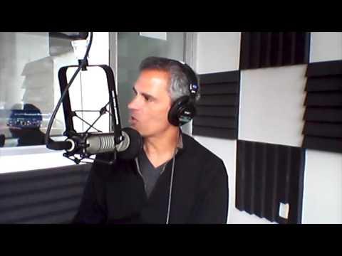 Nick Arandes Entrevistado por CorTV Radio Oaxaca (Enero 2016)