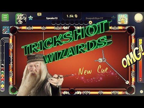 TRICKSHOT SHOW | DEEPAK 8BP | 100K SUBS | MINICLIP 8 BALL POOL