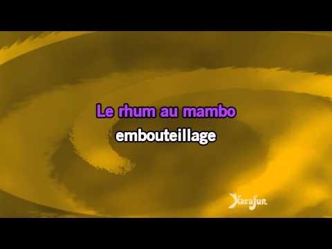 Karaoké Joe Le Taxi - Vanessa Paradis *