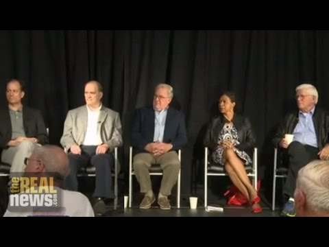 War, Whistleblowing and Independent Journalism Panel