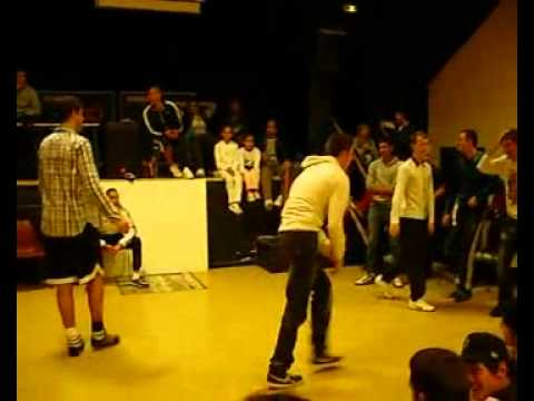 7tosmoke Marseille - Final -  Cece  vs Stouny ( Digital crew )