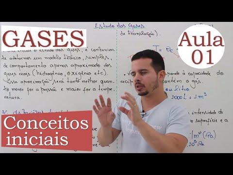 Download Estudo dos Gases - Aula 01 (Conceitos Iniciais)