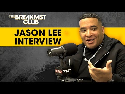 D-Strong - Jason Lee Talks About His New Deal With iHeart Radio!