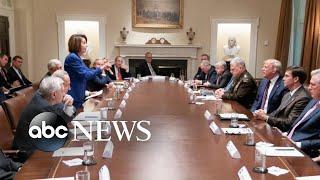 Trump and Pelosi's war of words, Rep. Elijah Cummings dies, royals in Pakistan l ABC News