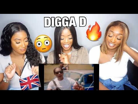 Download Digga D - Woi (Official Video)🔥| REACTION VIDEO