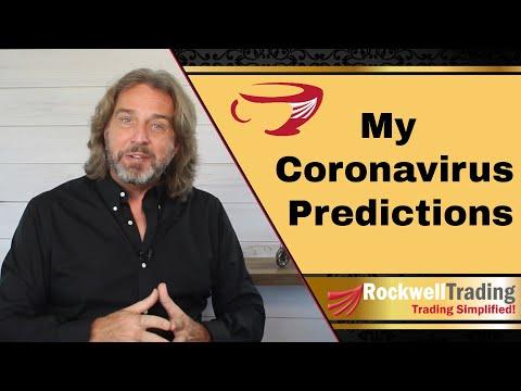 My Coronavirus Predictions – And What I Personally Do