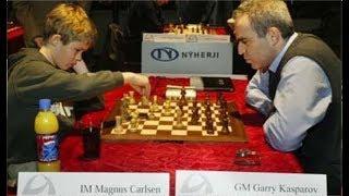 14 Yaşında Kasparovu Deviren Dünya Şampiyonu