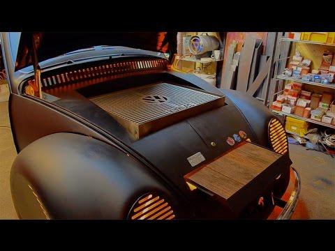 VW Beetle Grill