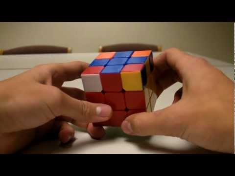 How to Solve Third Layer of 3x3 Rubik's Cube! (Tutorial)