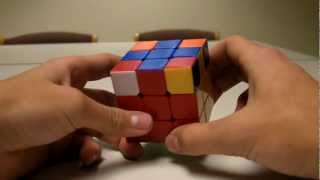 Simplest Tutorial for Third Layer of 3x3 Rubik