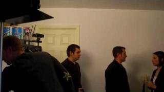 Giovanni Anthony Silva  Behind the Scenes