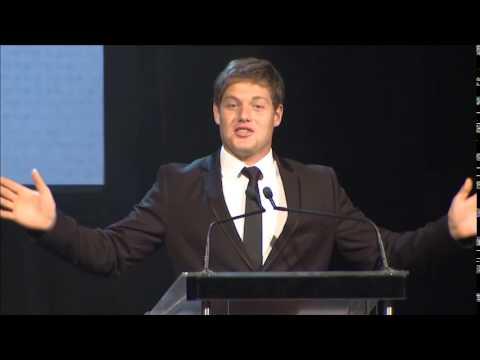 Mannatech ACON 2014 | Gary van Aswegen Acceptance Speech
