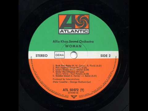 Alfie Khan Sound Orchestra  Loves Theme 1974
