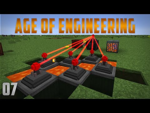 Age of Engineering EP7 Vertical Digger