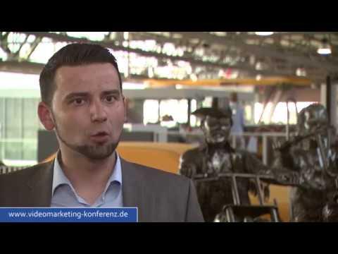 Sandu Csendelik, Infineon München über die Bewegtbildstrategie