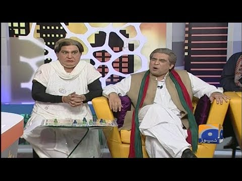 Khabarnaak - 14 July 2017 - Geo News