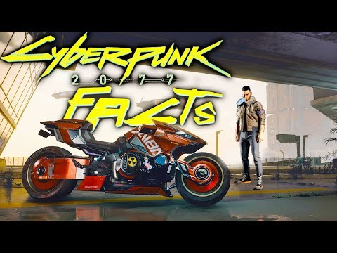 10 CYBERPUNK 2077 Facts You Probably Didn't Know