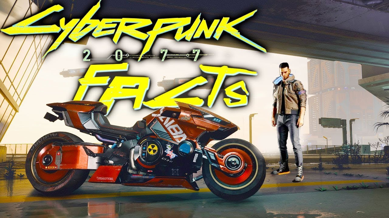 10 CYBERPUNK 2077 Facts You Probably Didn't Know thumbnail