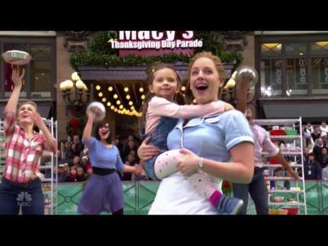 Waitress - Macy's Thanksgiving Day Parade 2016