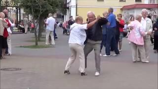 Летние танцы на улице! Brest! Street! Music! Dance!
