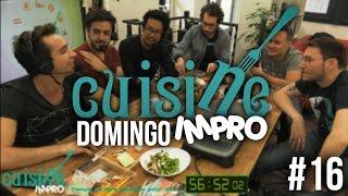 Raclette avec Domingo - CUISINE IMPRO #16