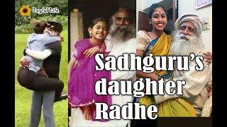 sadhguru-s-daughther-radhe-jaggi-how-sadhguru-raised-his-daughter