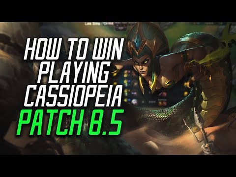 Pobelter - INSIDE THE MIND OF POBELTER | HOW TO WIN WITH CASSIOPEIA!