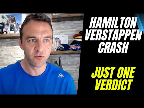 #TRDCSHOW S5 E18 - Hamilton & Verstappen Crash at Silverstone. A verdict from the driver coach