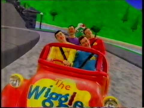 Red Nose Day 1999 - The Wiggles - Australian TV Commercial (30 Seconds - 50FPS)