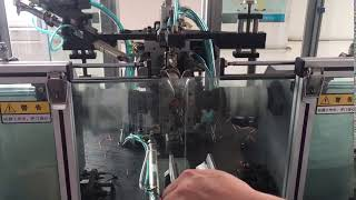 How does Automatic Armature Winder Get 1PC Wound Rotor in 11 seconds Wind Automation