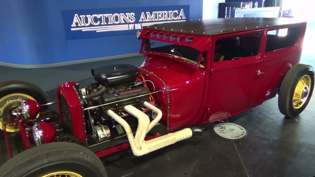 1926 Ford Model T Hot Rod ScottieDTV Traveling Charity Road Show ...