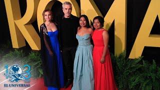 Cuarón invita al #ROMAFest y a ver los Oscar en el Monumento a la Revolución