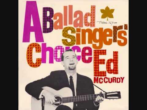 Ed McCurdy - Dear Evelina (American Civil War song)