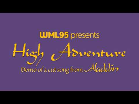 High Adventure (Cut Demo from Aladdin)