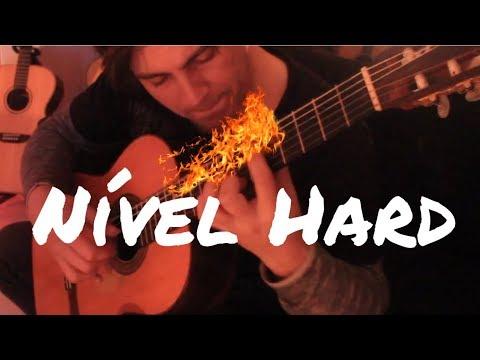 """Violão Nivel Hard """"10 Músicas"""" - Fabio Lima"""