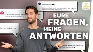 Mr Wissen2Go Mirko beantwortet eure Fragen | 100.000 Abonnenten