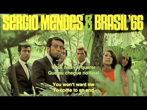 Sergio Mendes & Brasil &39;66 - Mas que nada - English subtitles